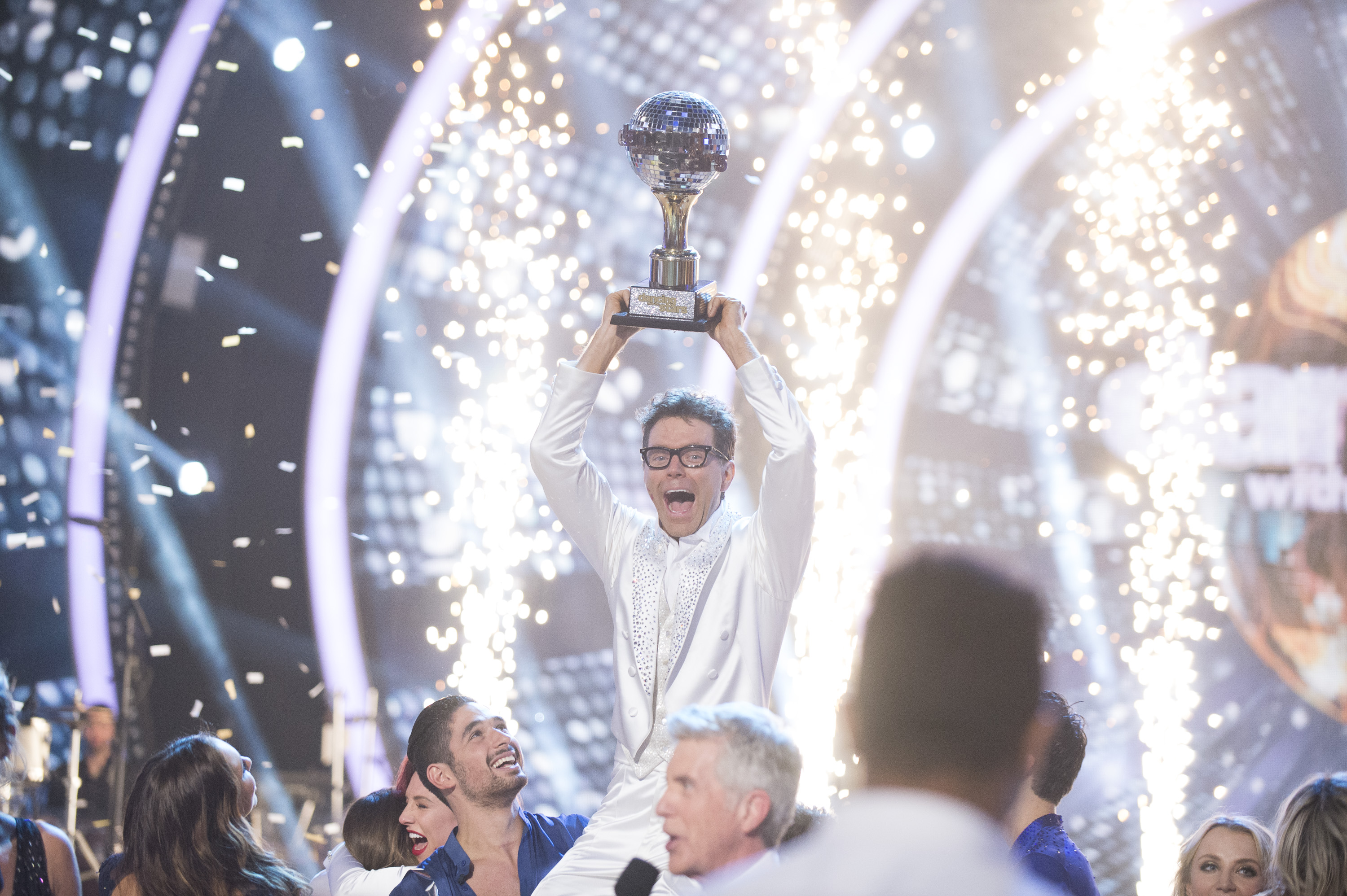 Image of Bobby Bones winner Dancing with The Stars